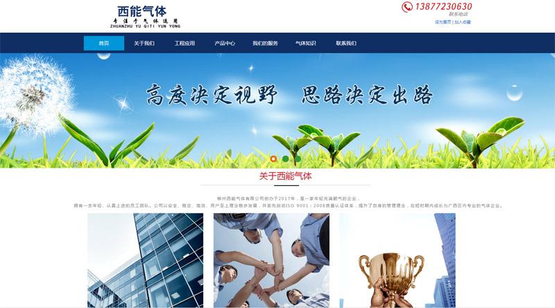 柳州西能气体有限公司