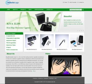电子机电仪器设备网站(英文)
