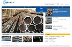 建材钢材外贸公司(英文)